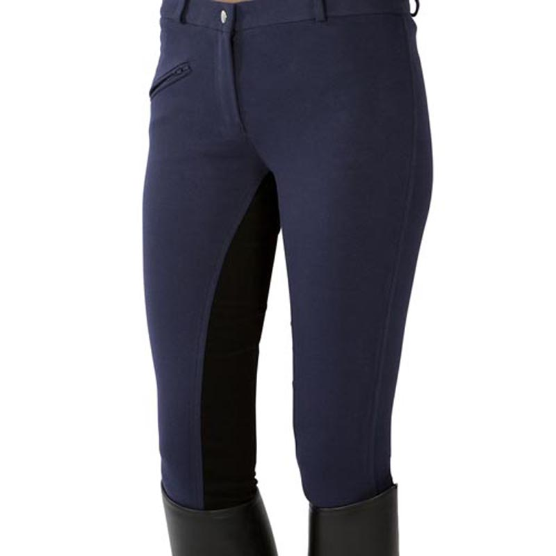 Riding Breeches Cotton Full Seat For Women Myselleria