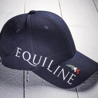 EQUILINE UNISEX COTTON CAP, model LOGO