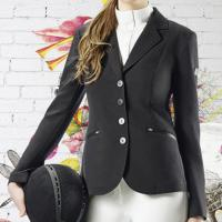 COMPETITION JACKET WOMAN EQUILINE model MICHELLE