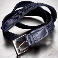 BRAIDED ELASTIC EQUILINE MAGGIE WOMEN BELT