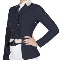 COMPETITION FRAC JACKET EQUILINE BLUM DOUBLE BREAST for WOMAN