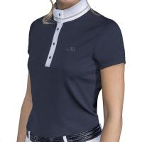 COMPETITION POLO EQUILINE GRACE for WOMAN, SHORT SLEEVE