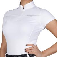COMPETITION POLO EQUILINE CATHERINE for WOMAN, SHORT SLEEVE