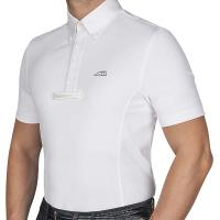 COMPETITION POLO EQUILINE VICK for MAN, SHORT SLEEVE