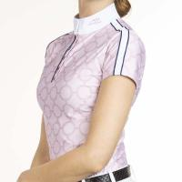 LADIES EQUILINE COMPETITION POLO BELEN SHORT SLEEVE