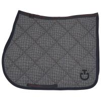 CAVALLERIA TOSCANA SADDLECLOTH DIAMOND QUILTED VINTAGE