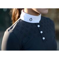 GIRLS COMPETITION POLO CAVALLERIA TOSCANA LONG SLEEVE