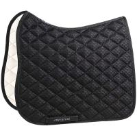 EQUILINE ENGLISH SADDLE PAD IN TECHNICAL FABRIC. DIGAMMA MODEL