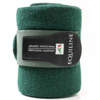 PAIR STABLE BANDAGES EQUILINE IN SOFT KNIT