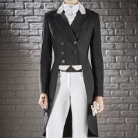WOMAN DRESSAGE JACKET FRAC EQUILINE, model CADENCE CUSTOMIZABLE