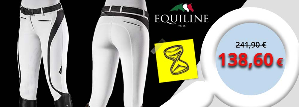Time Offer: Last Pieces of Equiline High Performance Breeches!