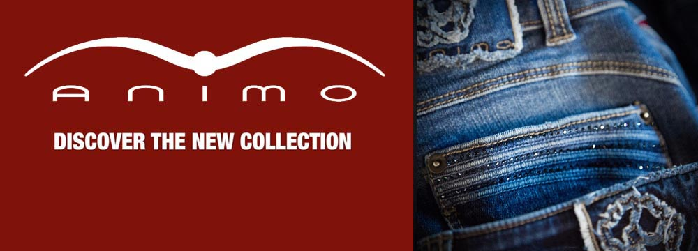 The Animo New Collection F/W 2018-19 is now available!