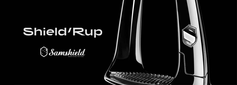 Discover the new Shield'Rup Stirrups by Samshield!