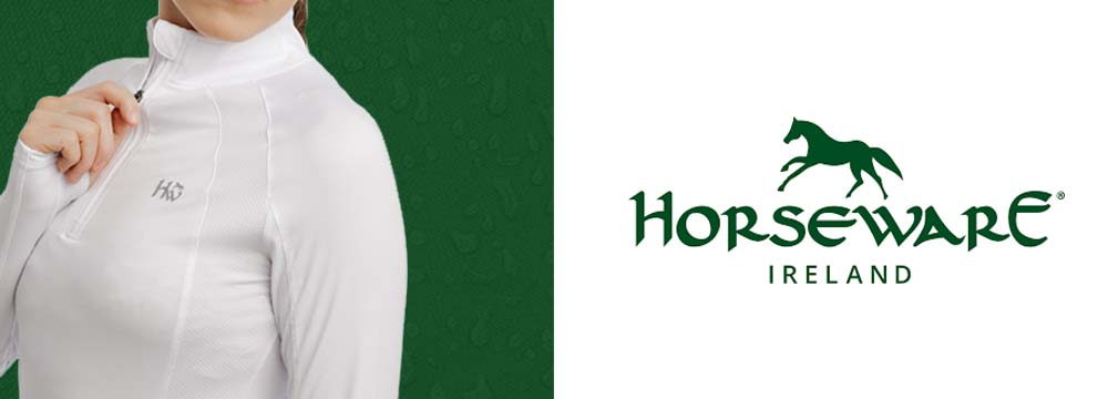Horseware Technical Shirt: Special Price, Limited Stocks!