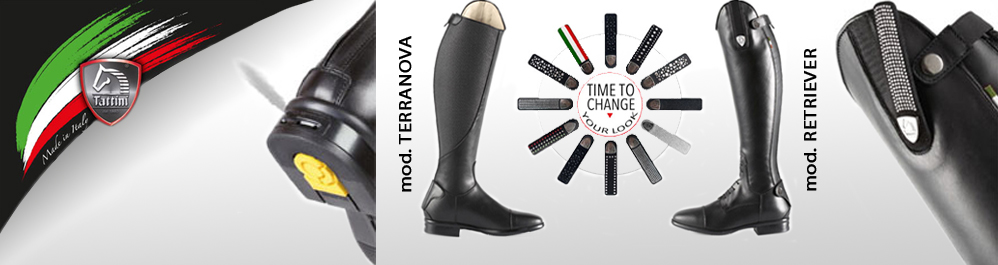 New Full Grain Leather Boots Tattini