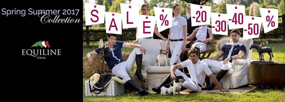 Sale!! Equiline Collection