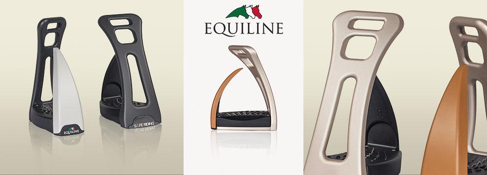 Innovative Equiline Stirrups Safe-Riding S1