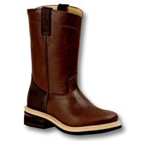 WESTERN BOOTS ROPING LAKOTA BROWN NUBUCK