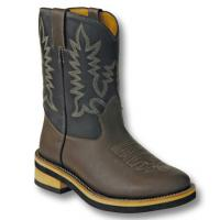 CHILDREN'S PRO-TECH COWBOY BOOTS