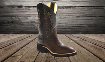New Western Old West Boots